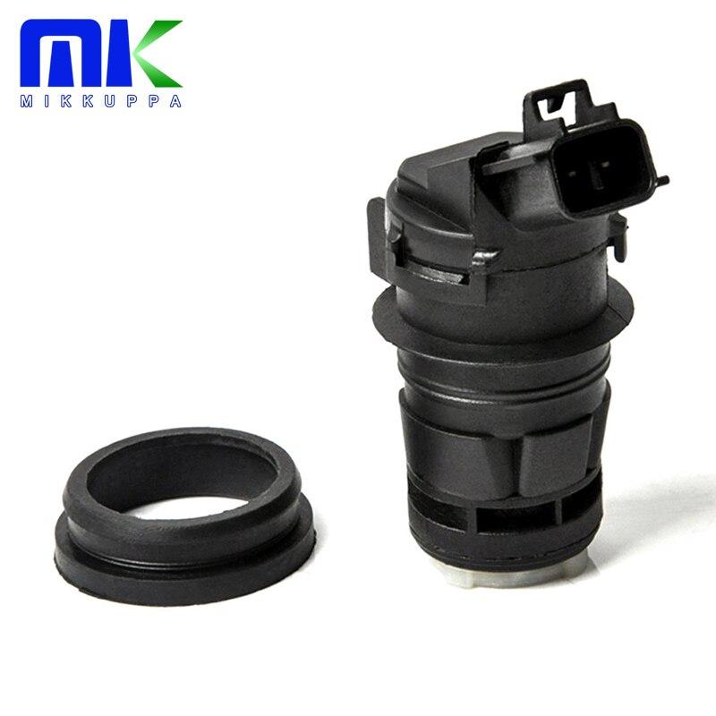 Bomba limpiaparabrisas MIKKUPPA 85330-60190 con ojal para Toyota/Lexus/Subaru/Mazda/Nissan/Acura/Honda