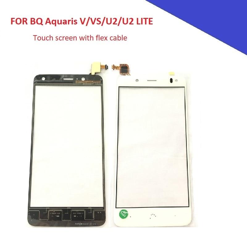 5.2' Touch screen For BQ AQUARIS V VS U2 U2 LITE Touch Panel Assembly Digitizer Mobile Phone Parts for BQ V
