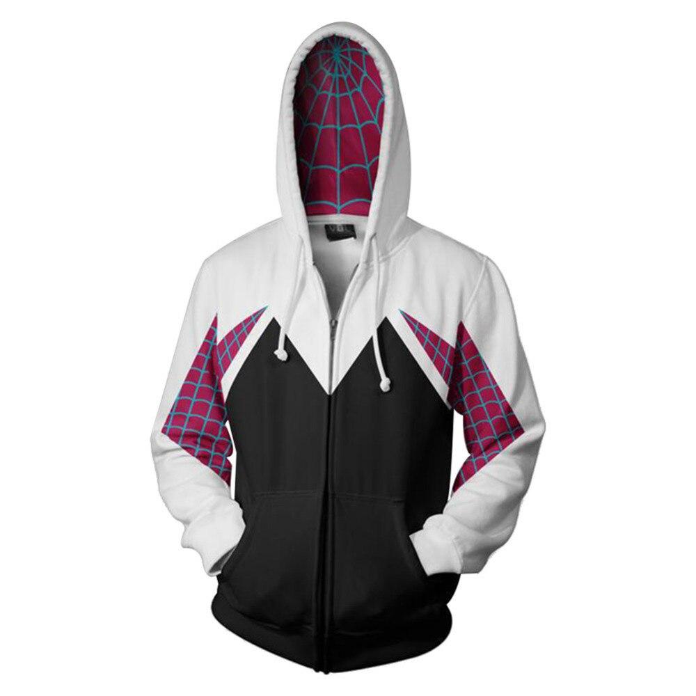 Человек-паук: толстовка с капюшоном в стиле «Человек-паук»; толстовка с капюшоном; Stacy; Высококачественная толстовка унисекс с 3D принтом