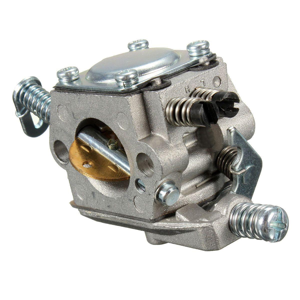 Carburador para STIHL 025 023 021 MS250 MS230 Zama motosierra Walbro reemplazar plata