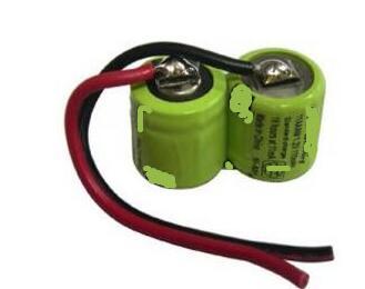 Envío Gratis, 10 conjuntos/lote, 2,4 v, 80mah, 1/-2S 4AAA, tipo de energía ni-mh, batería de juguete recargable