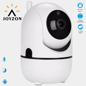 Full HD 1080P IP Camera WiFi Wireless Night Vision Auto Tracking Home Security Surveillance CCTV Network Baby Monitor Mini Cam