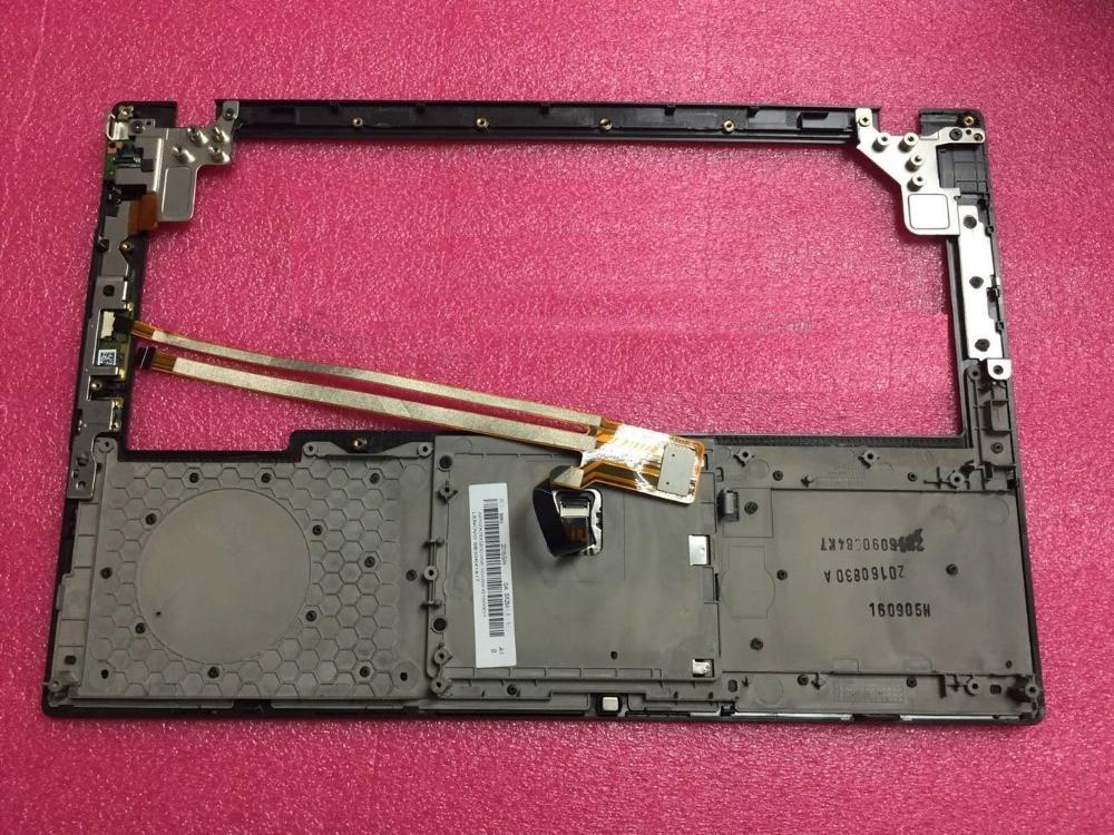 Original New For Lenovo Thinkpad X260 Palmrest KB Bezel Upper Case W/Touchpad & FPR 01AW440 AM12D000200 enlarge