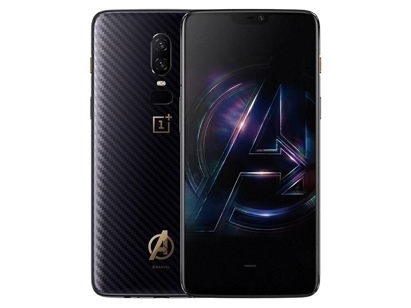 Фото5 - Oneplus 6 мобильный телефон с 5,5-дюймовым дисплеем, восьмиядерным процессором Snapdragon 6,28, ОЗУ 8 Гб, ПЗУ 128 ГБ, 2-мя слотами для sim-карт