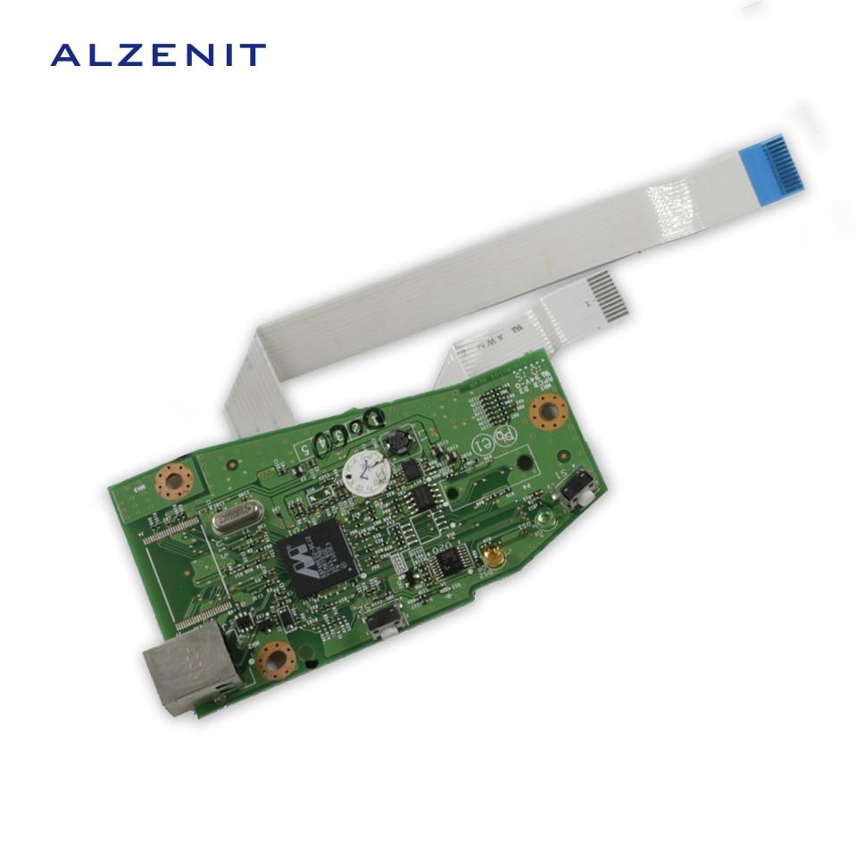 GZLSPART For HP 1102W P1102 P1106 P1108 P 1102 1106 1108 Original Used Formatter Board CE670-60001 Printer Parts On Sale