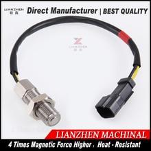 Capteur de vitesse 216-8684 E320B   Capteur de RPM, capteur de révolution 196-7973 pour LIANZHEN E320B E320C 125-2966