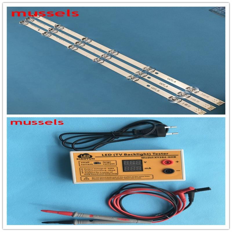 """LED de retroiluminación para LG 32 """"TV innotek drt 3,0 32 LGIT B 32MB27VQ 32LB5610 32LB552B 32LF5610 32LB552U y probador LED 1 Uds"""