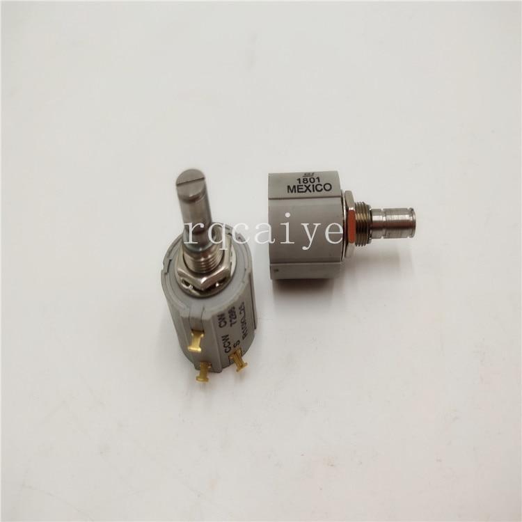 High quality 6 pcs CD102 SM102 XL105 CD74 XL74 potentiometer 61.165.1651