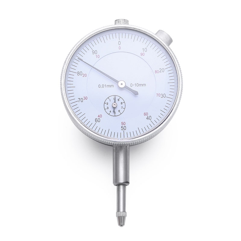 OOTDTY 2018 precisión 0,01mm Indicador de precisión Indicador de Dial instrumento de medición AUG31_20