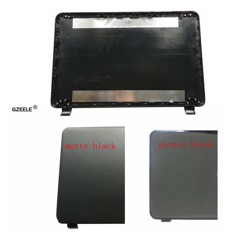 GZEELE новый ноутбук Топ LCD задняя крышка для HP 15-G 15-R 15-T 15-H 15-Z 15-250 15-R221TX 15-G010DX задний Чехол 761695-001 749641-001