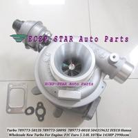 Turbocharger 789773-5013S 789773-5009S 789773-5006S 789773-0026 789773-0018 789773 504359632 5801768036 For IVECO Hansa F1C 3.0L