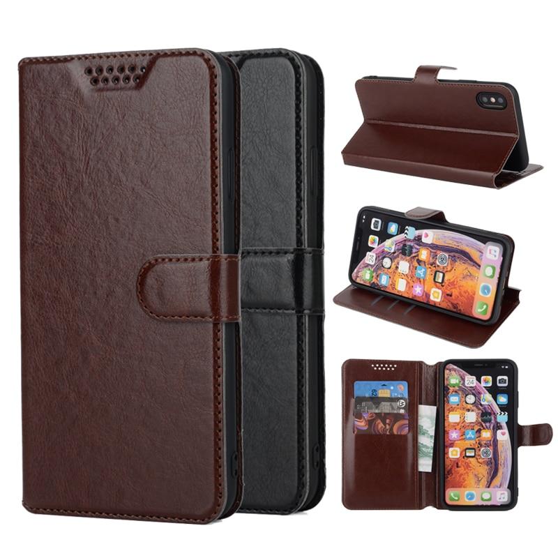 De cuero suave de cuero caso para HTC deseo 526 326 dual sim 326G 526G Flip Stander funda billetera Coque funda de bolsas
