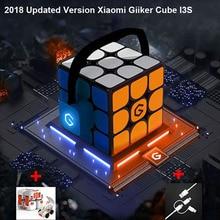 Mise à jour Version 2019 Xiaomi Mijia Giiker i3s i3y AI Intelligent Super Cube magique intelligente magnétique Bluetooth APP synchronisation Puzzle jouets