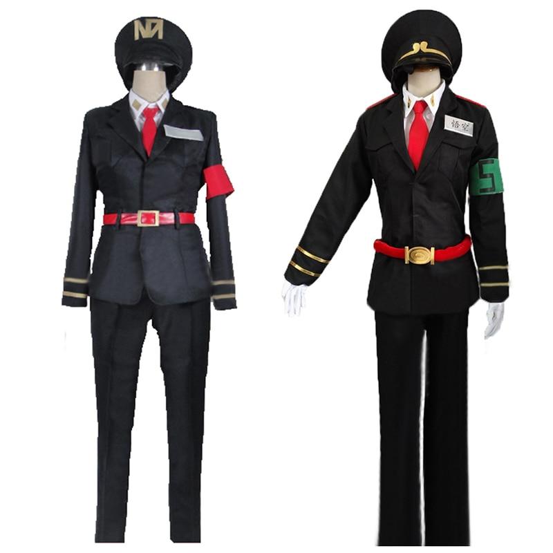 Detentionhouse Nanbaka Sugoroku Hajime Carnaval Cosplay Carnaval Costume Halloween Christmas Costume