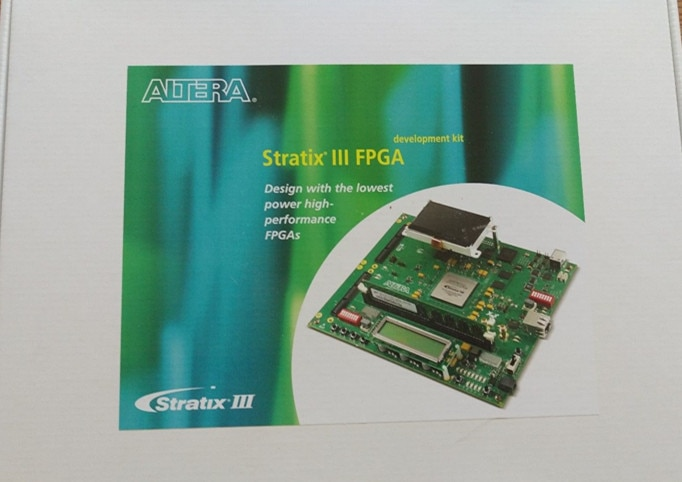ALTera FPGA NEW Board Stratix III EP3SL150F1152 DK-DEV-3SL150N-0D