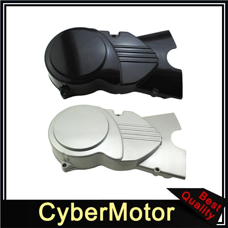 Esquerda motor estator capa para sujeira pit bicicleta chinês lifan yx 50cc 70cc 90cc 110cc 125cc ssr ycf imr atomik thumpstar bse apollo