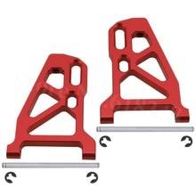FS Racing 513007 bras de Suspension inférieur avant en aluminium pour 1/10 pièces de mise à niveau sans brosse Monster Trcuk en métal