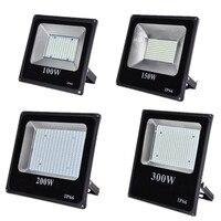Led Floodlights Flood Lights 30W/50W/100W/150W/200W/300W Spotlights Spotlight for Outdoor IP68 86-265V Garden Lamps Outdoor