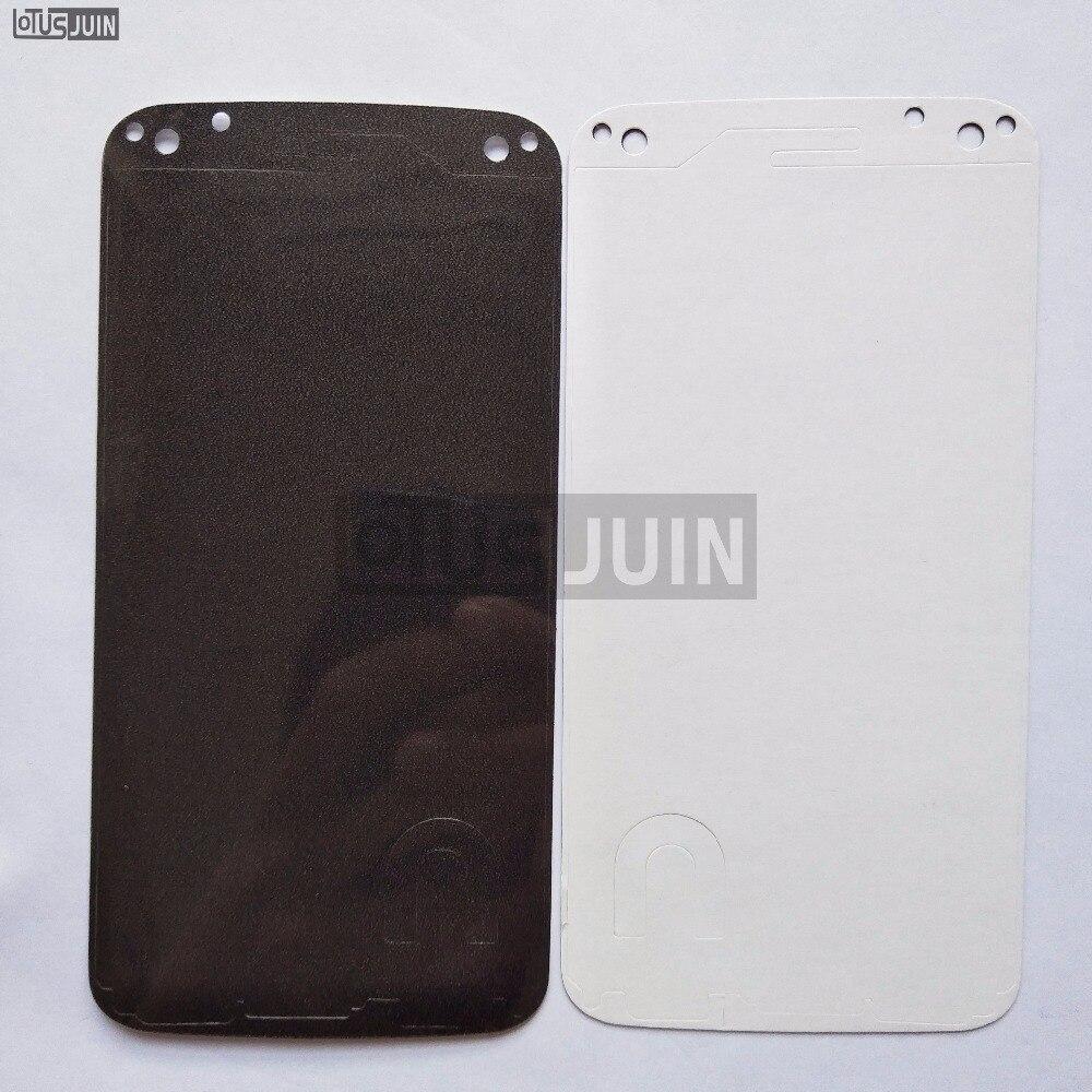 Adhesivo de Luneta con marco frontal LCD Original para Motorola Moto X Style XT1575 XT1572 XT1570