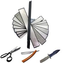 Knife sharpener Edge sharpener diamond whetstone Scissors Razors polishing whetstone