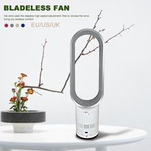 Ventilateur sans lame ménage bureau Intelligent muet ventilateur électrique plancher négatif Ion purifiant ventilateur électrique bureau à domicile ventilateur silencieux