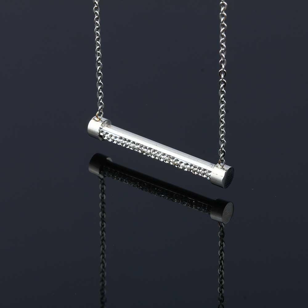 XUANHUA, accesorios de joyería de acero inoxidable para mujer, collares y colgantes, collar de piedra, regalos para mujeres, Gargantilla, joyería