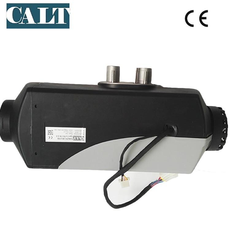 CALT 12V 24V 5KW watts gas gasoline air parking heater with knob controller similar eberspaecher heater enlarge