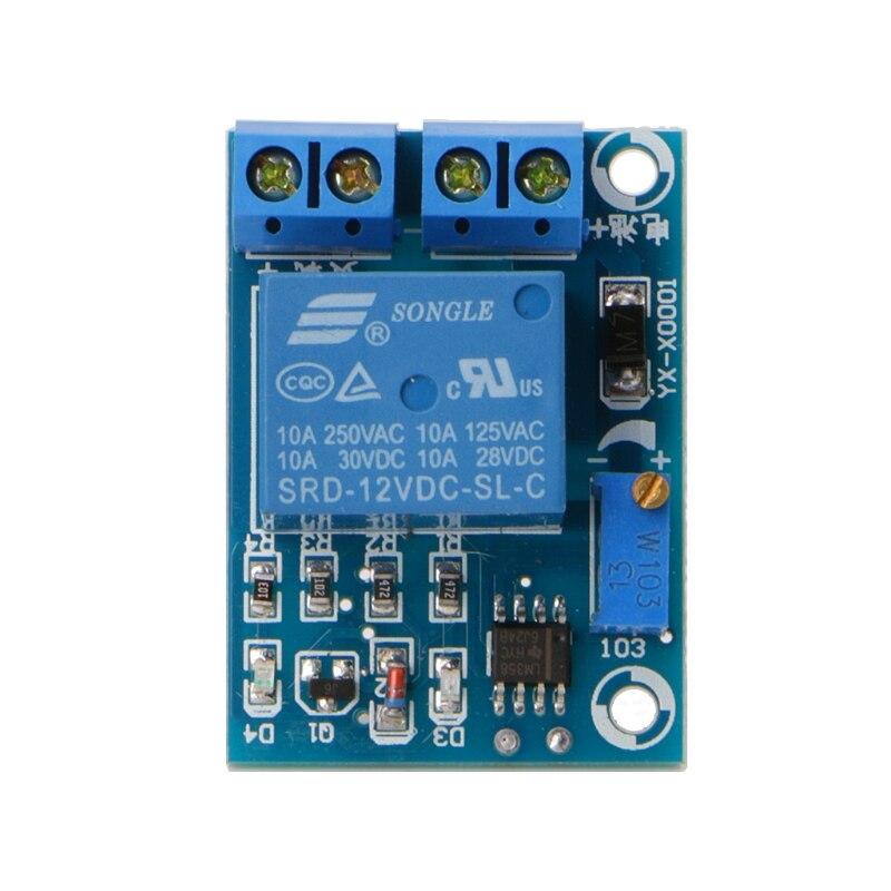 12V Batterie Niedrigen Spannung Cut Off Schalter Controler Übermäßige Schutz Modul IST