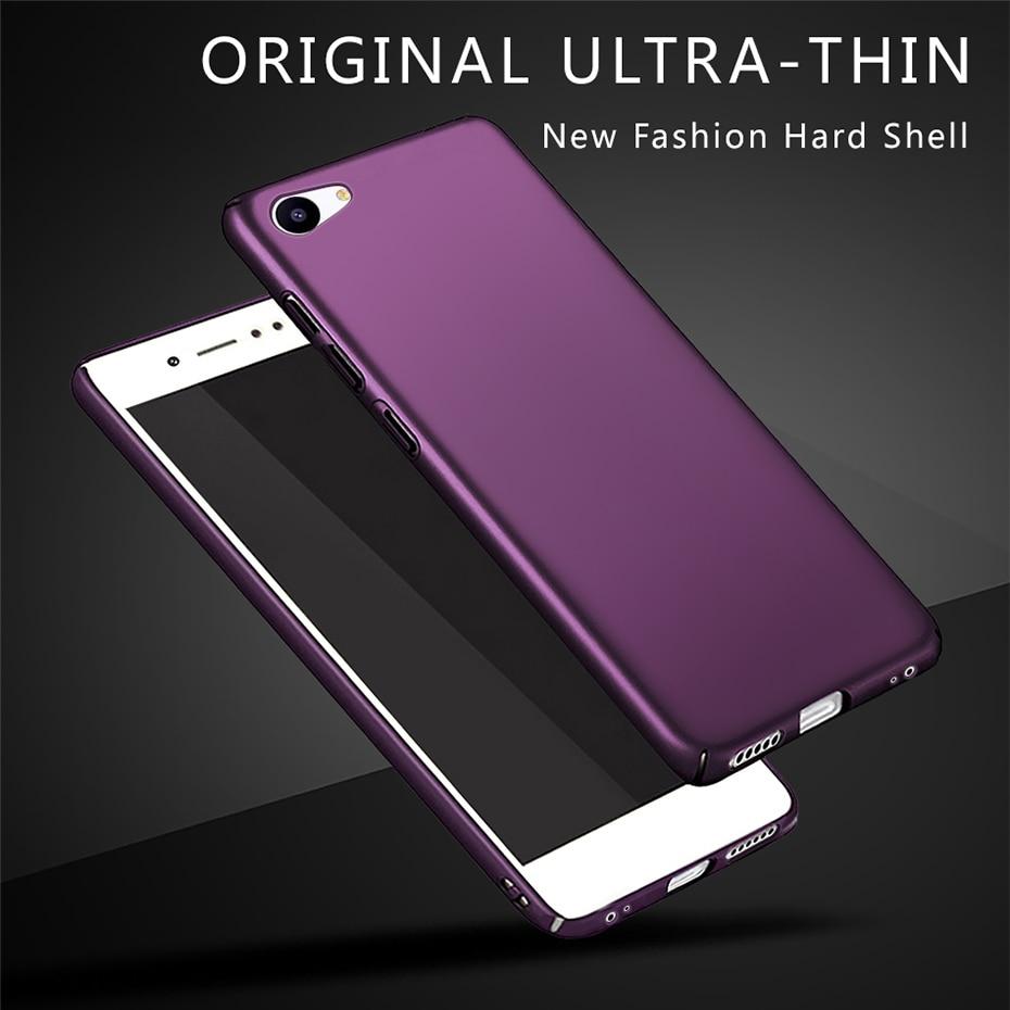 Роскошные чехлы для телефонов Meizu U20, полностью защитный Жесткий ПК, ультра тонкий матовый чехол для Meizu U20 5,0
