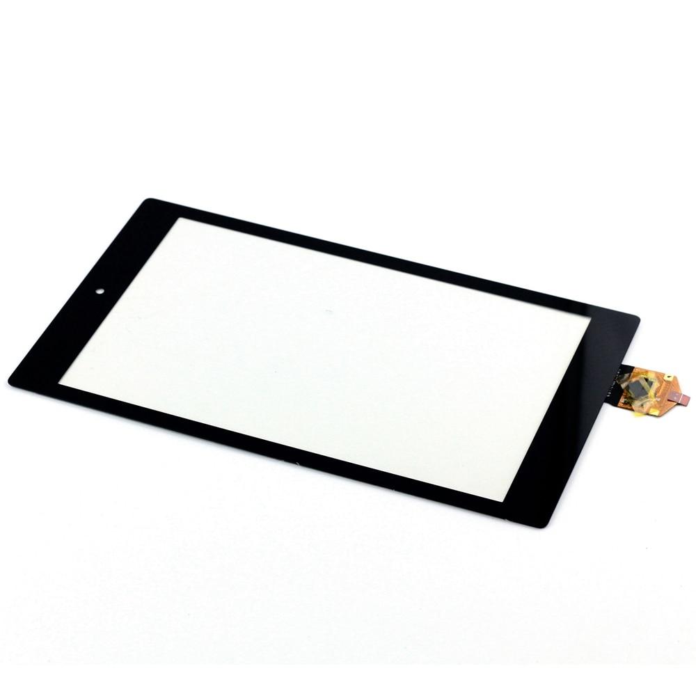 WEIDA Digitalizador de pantalla táctil para Amazon Kindle fuego HD8 HD 8 5th Gen 6th Gen Touch Panel Black