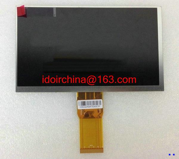 "Neue LCD display matrix 7 ""Digma optima 7,7 3g TT7077MG Tablet 50 pins Lcd-bildschirm Panel Modul Ersatz freies Verschiffen"
