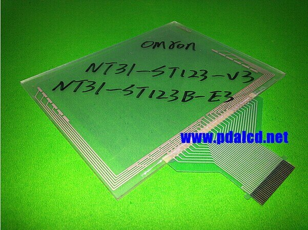 ¡Nuevo! pantalla táctil Skylarpu de 5,7 pulgadas para OMRON NT31C-ST123B-EV3 NT31-ST123-V3 HMI interfaz hombre-máquina panel de pantalla táctil envío gratis