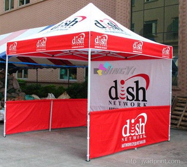 Tenda, gazebo de impressão personalizada, 3x3 me pop up tenda/costume impresso 10x10ft feira comercial tenda marquise/frete grátis