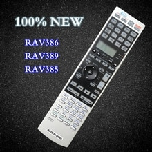 New Power Amplifier AV Cinema Universal Remote Control For YAMAHA RAV386 RAV389 WN98400US RAV385 WN98390 RX-V1900