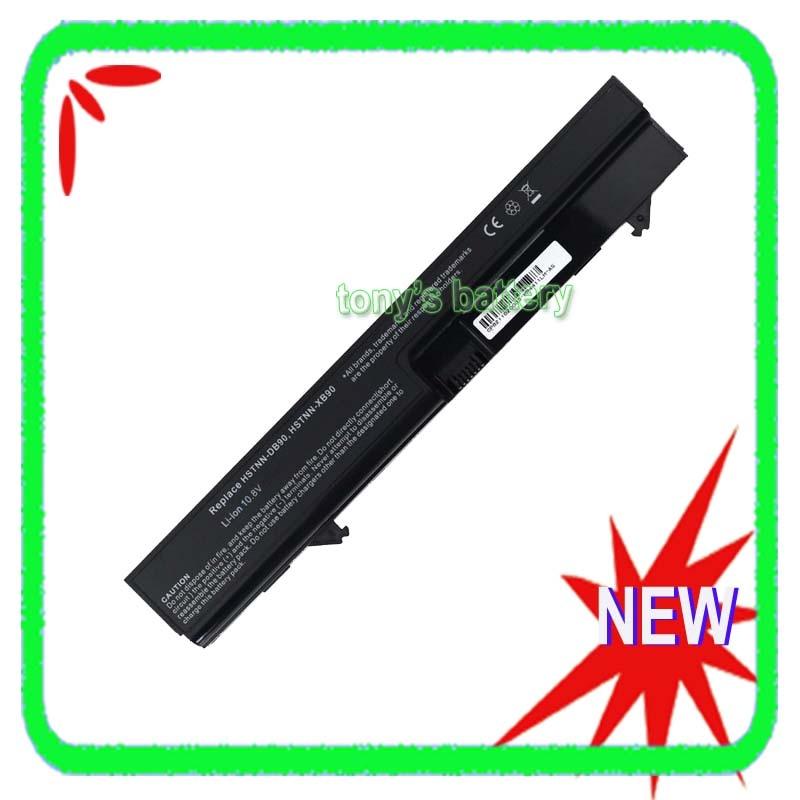 6 Cell Laptop Battery for HP ProBook 4410s 4411s 4415s 4416s 4410t ZP06 535806-001 HSTNN-DB90 HSTNN-