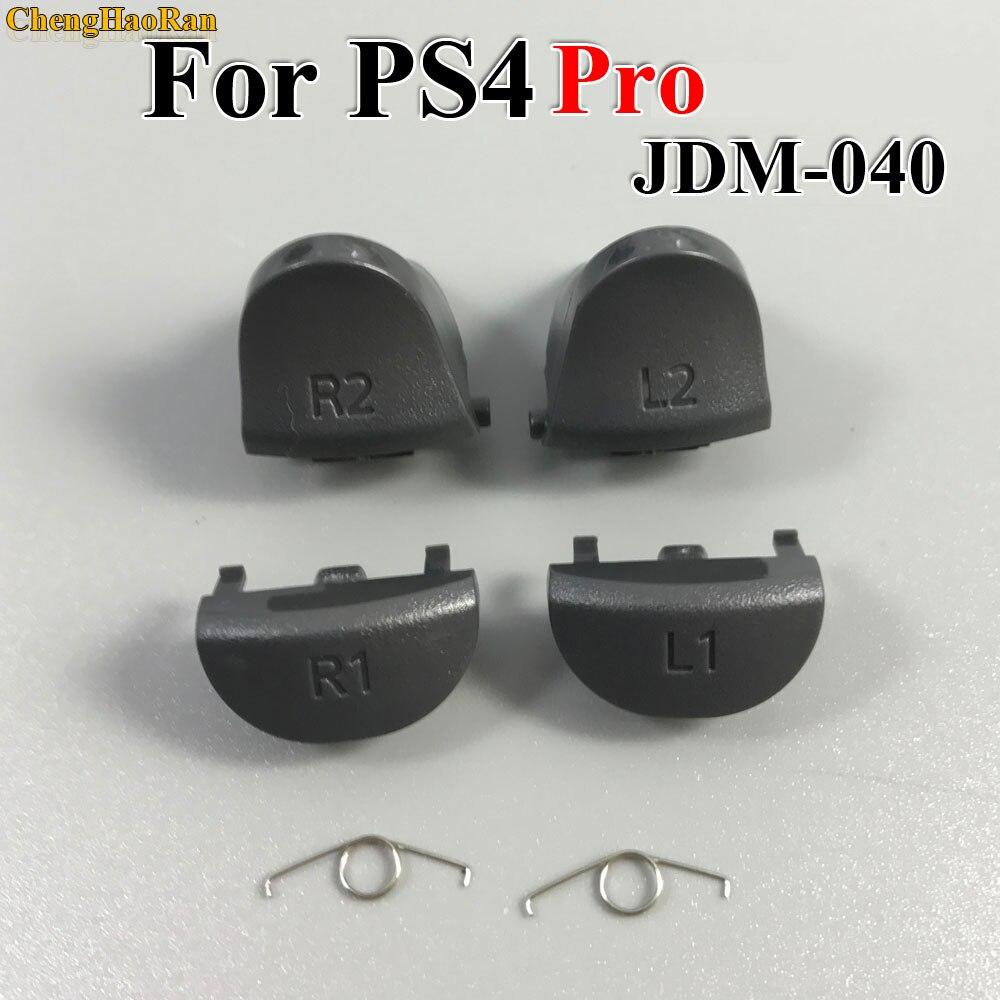Ressort de déclenchement de contrôleur, pour les stations de jeu 4 JDS 040 JDM 040, boutons pour pièces PS4, slim/Pro