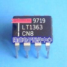 2 pcs/lot LT1363CN8 LT1363 DIP8
