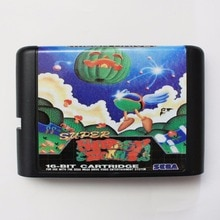 Super Fantasy Zone 16 bit MD Game Card For Sega Mega Drive For Genesis