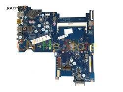 JOUTNDLN PARA HP 15-AY 15-AC 15-BA 15-AF laptop Motherboard 854948-601 BDL50 LA-D702P W/ n3710 CPU