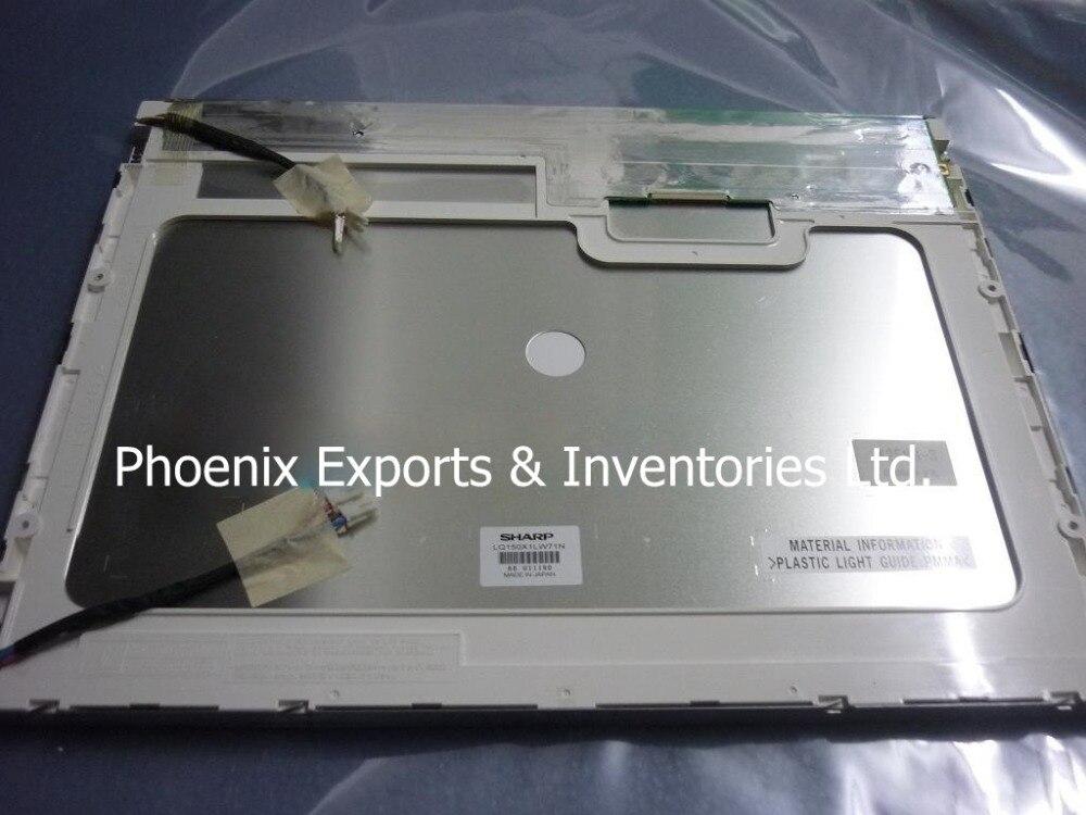 """Оригинальный sharp LQ150X1LW71N 15 """"ЖК-дисплей Панель fanuc CNC"""