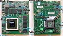 100% pracy Quadro FX 2800M FX2800M DDR3 1GB wideo vga karton dla Thinkpad W701 W700 Compaq 8730P 8730W 8740W laptop