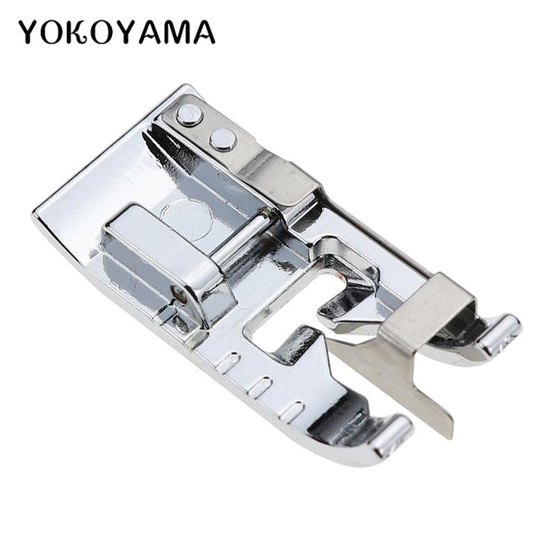 YOKOYAMA, piezas universales para máquina de coser, costura de empalme, prensatelas manuales DIY, piezas para cantante hermano Janome Feiyue, Benchmade
