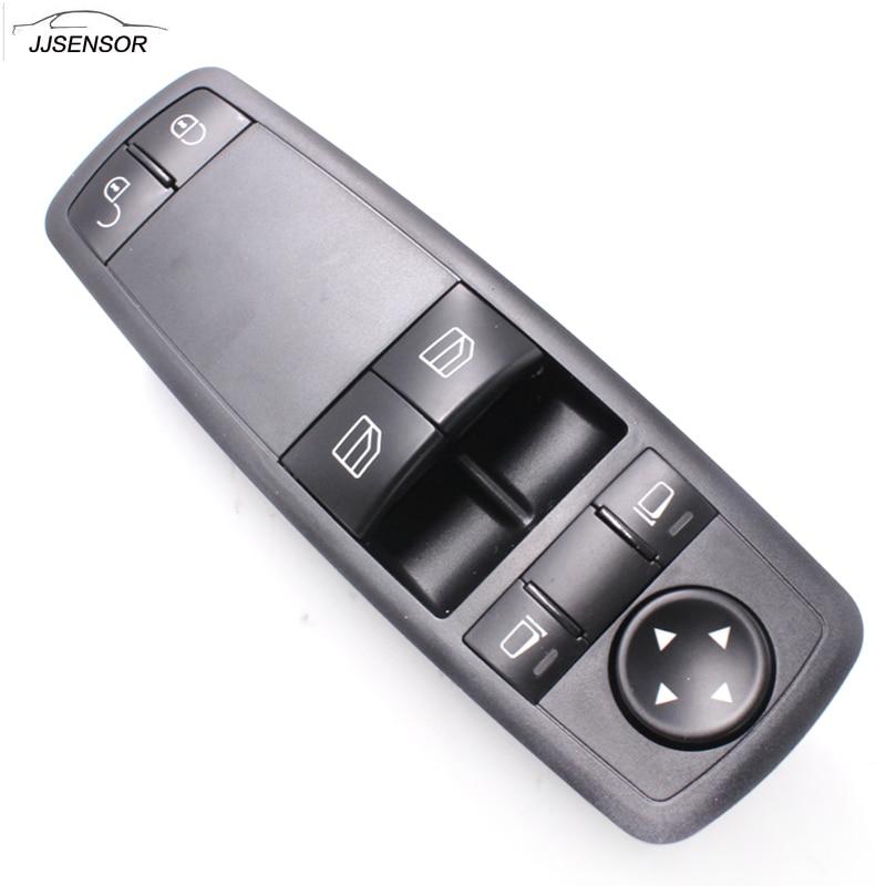 YAOPEI Alta Qualidade Interruptor Da Janela de Poder 1698206410 A1698206410 Para Mercedes classe ws212