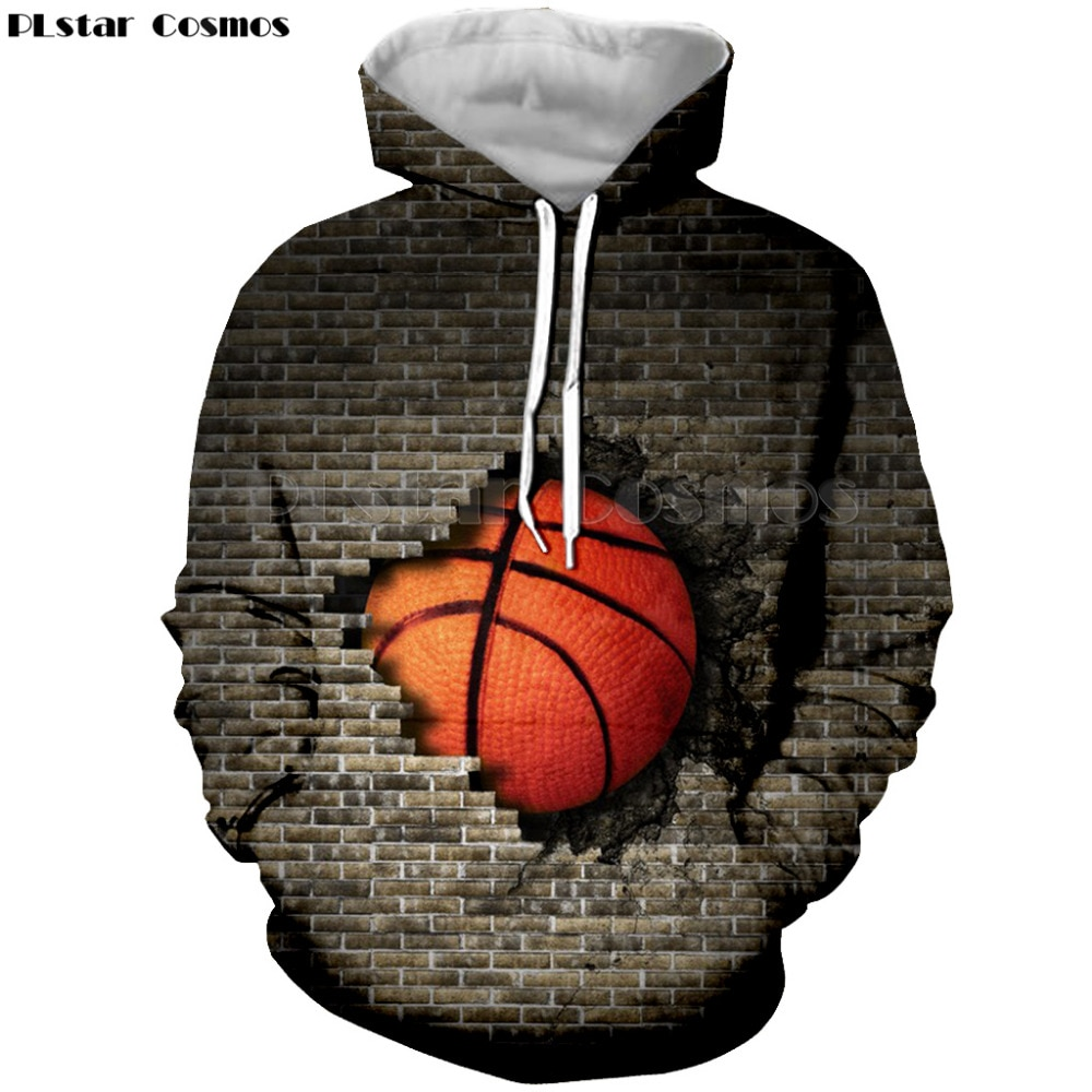 Newest Basketballs Men women Hoodie Sweatshirt 3D Prints Hoody Tracksuit Pullover Men Clothing Streetwear DropShipping coat