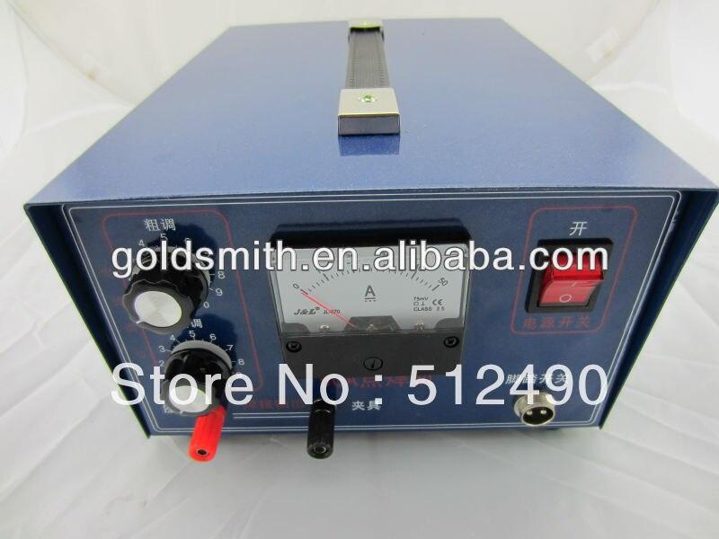 ماكينة لحام كهربائية لامعة للمجوهرات ، ماكينة لحام المجوهرات ، ضمان سنة واحدة