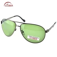 scober custom made nearsighted minus prescription drivers polarized sunglasses personalized decoration 1 1 5 2 to 6 0