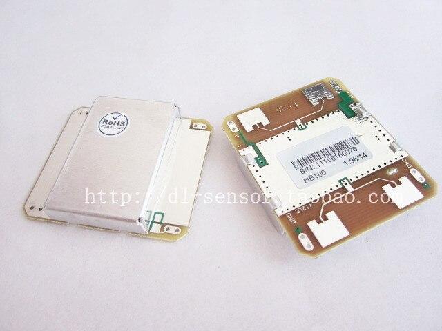 ¡Los más vendidos módulos móviles de Singapur HB100 Doppler suministro de microondas originales especiales!