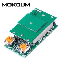 Carte de Module de commutateur de capteur de Radar à micro-ondes de cc 5V 5.8GHz 5.8G ISM bande donde sentant 12m HFS-DC06 aucune interférence 2S