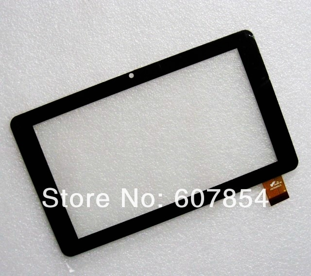 Original Tablet PC Touch para vivo N12 Champion Edition 7 pulgadas pantalla táctil externa PB70A8515 MT70253-V0 Sensor de vidrio negro