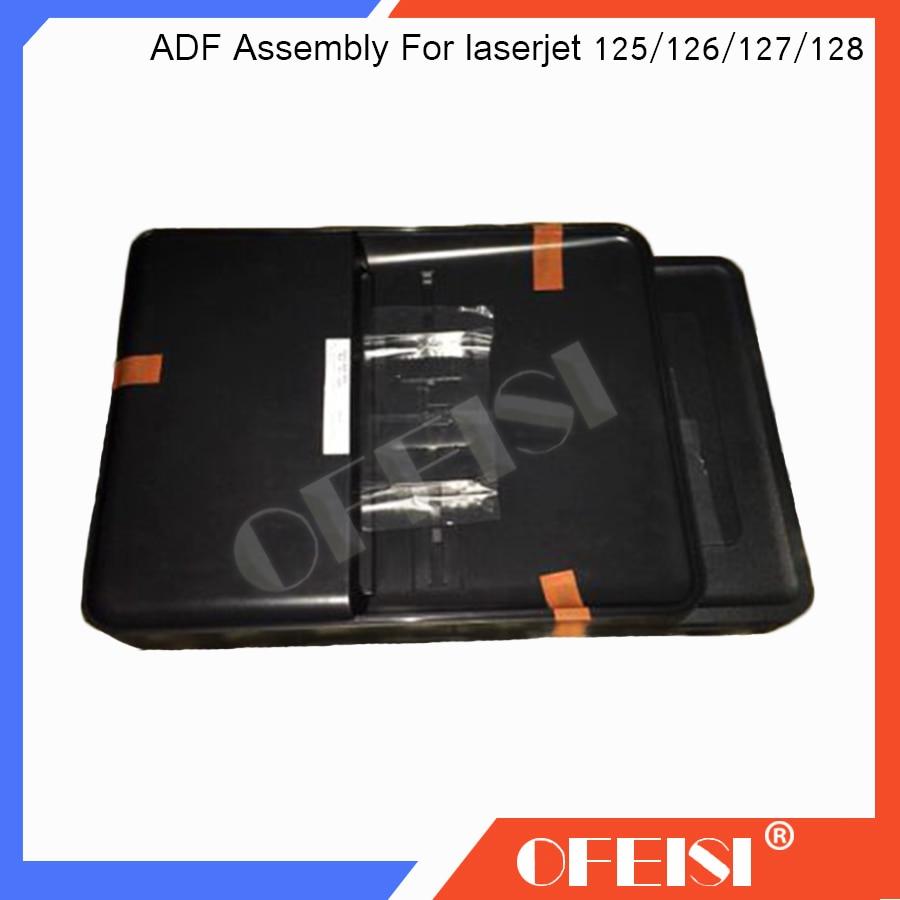 Новый оригинальный CZ181-60110 ADF для HP Laserjet M125 M126 M127 M128 M125a/126a/125nw/M127fn/M127fw